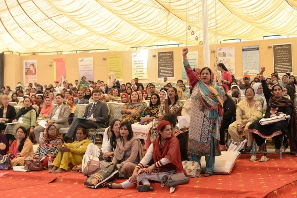 9th Annual Conference on Rural Women Day in Pakistan